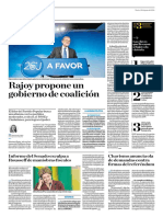 Yolanda Vaccaro Rajoy Propone Coalición PP PSOE