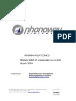 Informativo Técnico Placas Slad Completo