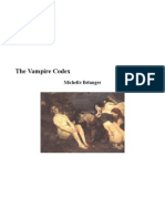 The Vampire Codex