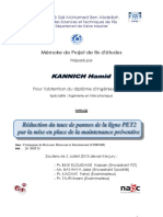 Reduction Du Taux de Pannes de - Kannich Hamid_2978