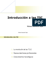 INTRUDUCCION A TIC´S