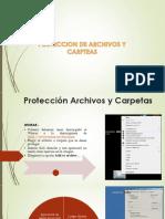 Proteccion de Archivos y Carpetas