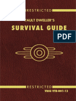 Fallout Rpg - Vault Dwellers Survival Guide