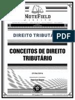 Part.1-Direito Tributário Conceitos