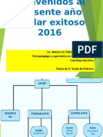 Bienvenidos 2016 - 5to p.
