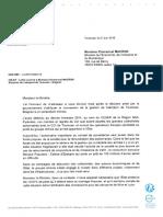 lettre ouverte à Mr Emmanuel macron