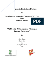 Zero Ammonia Emissions Project 3