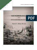 Libro metodologia investigacion - Behar.pdf