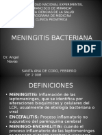 Meningitis Bacteriana Definitiva