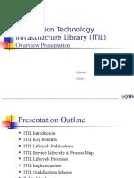 ITIL Overview Presentation V1.0