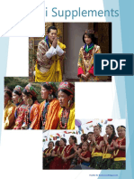 Peace Corps Nepali Supplements