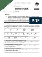 Bases Biologicas II. v.13 2bim