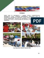 Trabajo de Desarrollo Endogeno en Venezuela