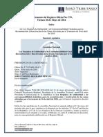 RO# 750 - S - Ley Orgánica de Solidaridad y de Corresponsabilidad Ciudadana Por El Terremoto de 16 de Abril de 2016 (20 Mayo 2016)
