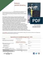 GenderandRhetoricofModernity Flyer INDIVIDUALS