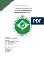 2 - Guardiões Da Amazônia e Da Pátria - Colunas Dórica Corín