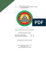5 - Acácia Do Ipiranga Do Norte - Luzes Da Loja e Da Maçonar