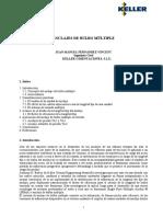 Anclajes de Bulbo Múltiple Juan Manuel Fernandez Vicent 2005