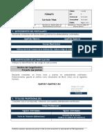 F GG 02 Formato Curiculo Vitae R00