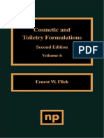 229138324-Cosmetic-and-Toiletry-Formulations-2nd-Edition-Vol-5-Flick pdf
