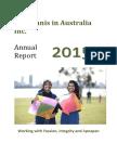 PIA Annual Report 2015