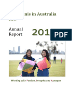 PIA Annual Report 2015