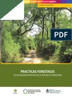 Prácticas forestales en los bosques nativos de la República Argentina Ecorregión Forestal Parque Chaqueño
