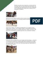 10 Bailes de Guatemala y 10 Platillos Tipicos