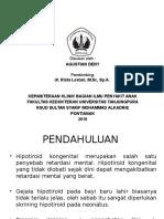 Pres.referat Hiptiroid Kongenital1