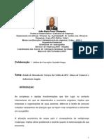 TRABALHO INVESTIGATIVO  MERCADO  DE  SERVIÇOS