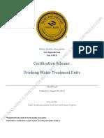 Drinking Water Treatment Unit Scheme Ver 2