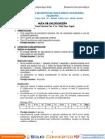 NEUROPSI Breve Manual