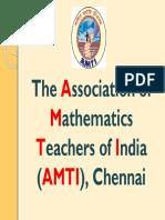 Amti Chennai Book