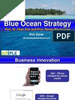 Blue Ocean Strategy PR