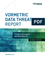 Vormetric 2016 Data Threat Report Global WEB
