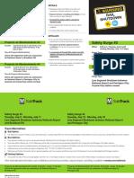 SafeTrack Surge 3&4 Brochure