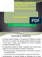 01.- Interes Simple