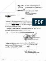 Hudson probable cause document