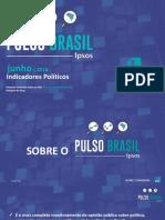 IPSOS Pulso Brasil Junho 2016