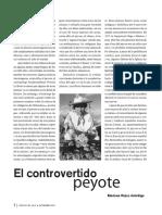 El Controvertido Peyote