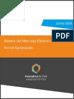 Boletín Generación Junio 2016
