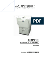 Ricoh CL7200 CL72300 Service Manual