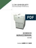 Ricoh CL7200 CL72300 Service Manual