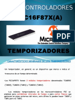 CONFIGURACION DE TIMER Y TEMPORIZADORES PARA PIC16F877