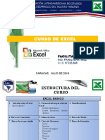 Curso Basico de Excel Franz