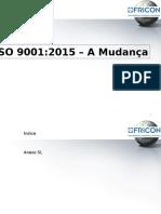 Formação ISO 9001
