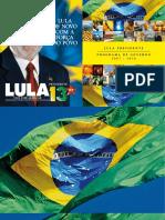 Programa de Governo Lula Presidente 2007 2010