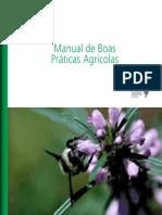 Conservação e Manejo de Polinizadores para uma Agricultura Sustentável