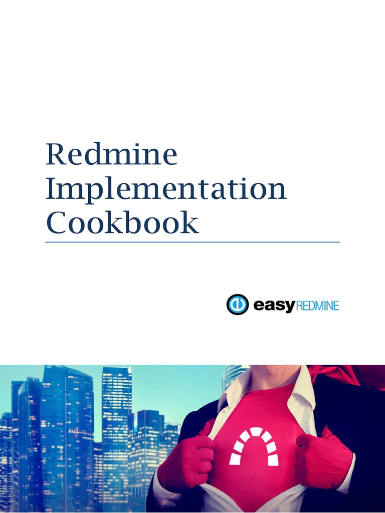 Redmine Implementation Cookbook Final pdf | Email | Customer