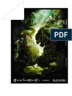 Overlord v8 - Los Dos Lideres - Maruyama Kugane